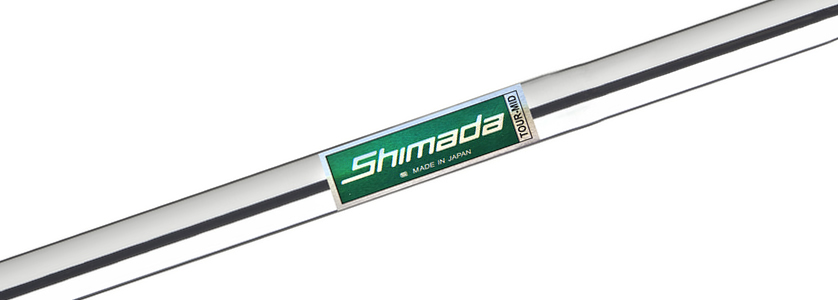 Shimada Shafts Tour Mid Taper Shaft