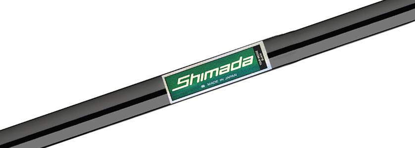 Shimada Shafts Tour Wedge Black Taper Shaft