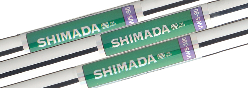 Shimada Shafts VWS Parallel